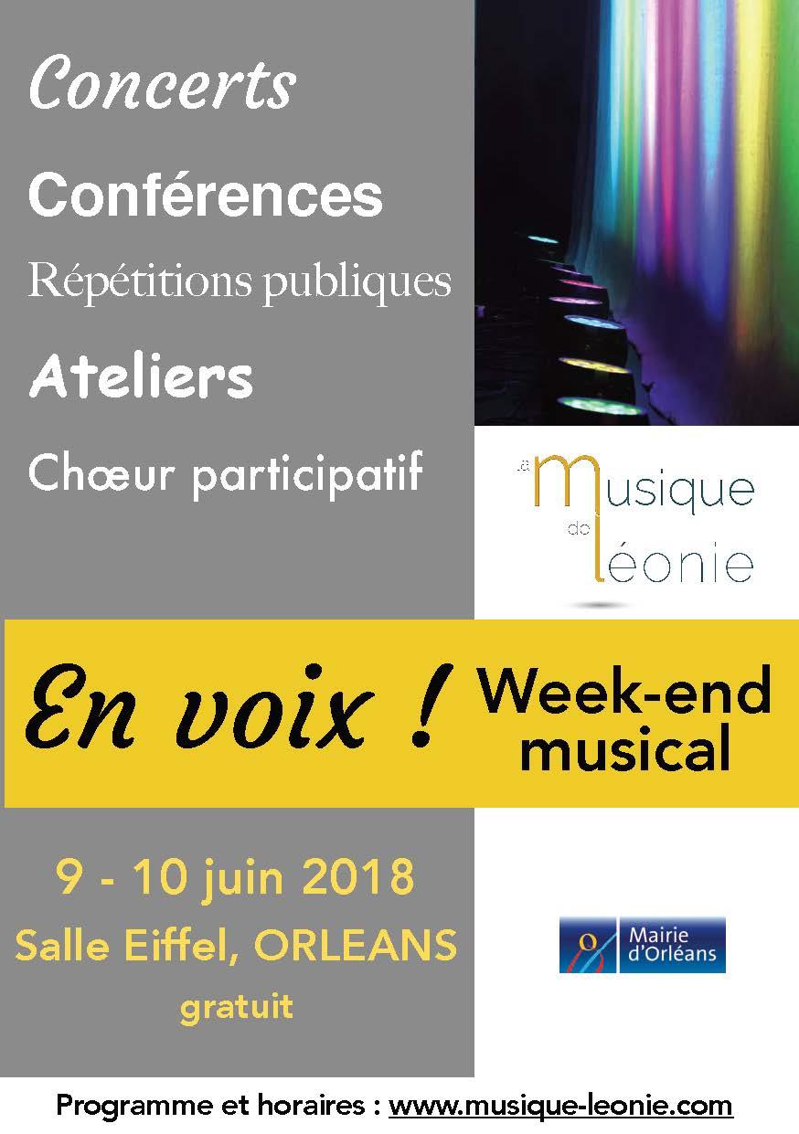 En Voix La Musique De Leonie