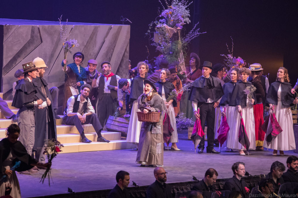 chœur opéra