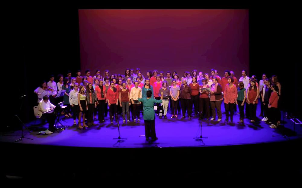 chœur amateur