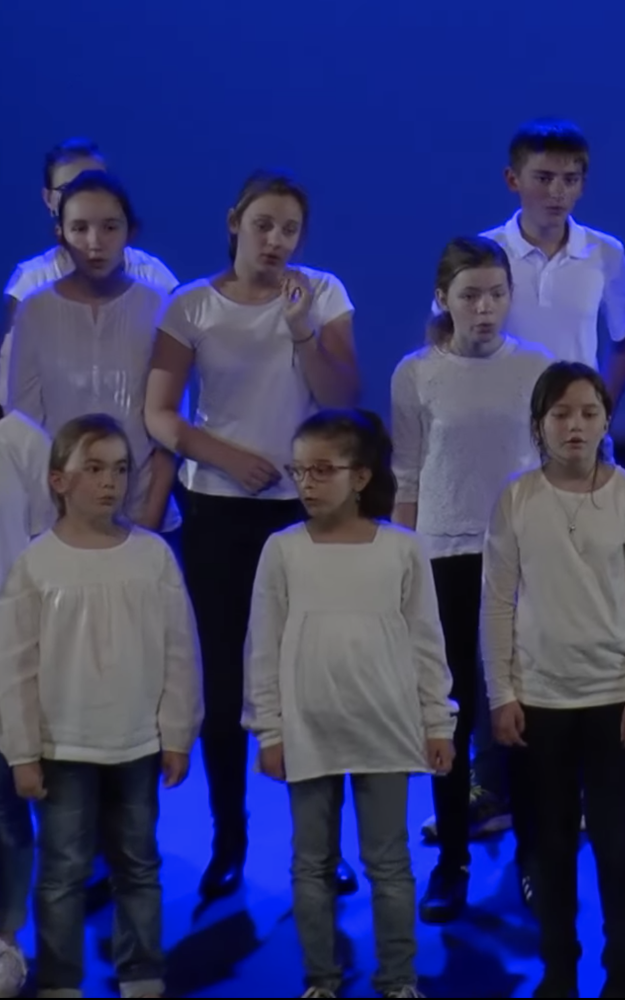 stage février chant choral